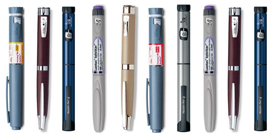 Какая шприц-ручка подходит для вашего инсулина