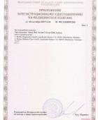Приложение к регистрационному удостоверению №ФСЗ 2008/01205