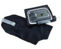 Чехол для ношения инсулиновой помпы на бюстгальтере черный