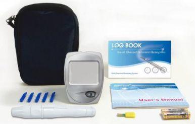 Анализатор крови Easy Touch GC (глюкоза/холестерин)