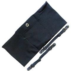 Чехол для ношения инсулиновой помпы на ноге черный L