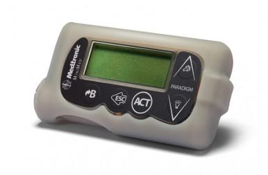 Чехол силиконовый для помпы Medtroniс АСС-251 серый