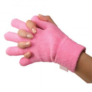 Перчатки гелевые увлажняющие с силиконовой пропиткой GESS-055
