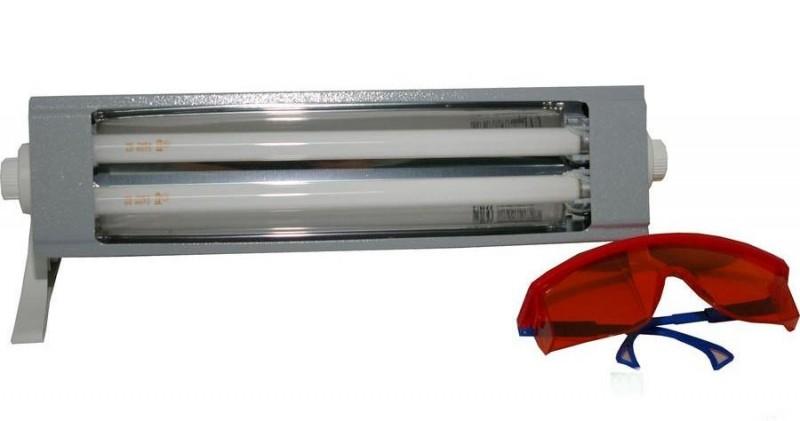 Солнышко ОУФ-03 облучатель ультрафиолетовый кварцевый для загара