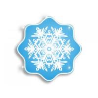 Грелка солевая «Снежинка»