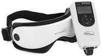 Массажер Gezatone iSee 360 AirTracktion для глаз (вибрация/компрессия/прогрев)