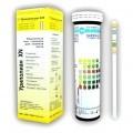 Тест-полоски Уриполиан XN 4А 100шт (глюкоза/кетоны/белок/рН в моче)