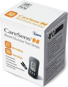 Тест-полоски CareSens N (КеаСенс эн) 50 шт