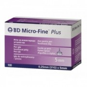 Игла к шприц-ручкам BD Micro-Fine Plus (Микро Файн Плюс) 5мм
