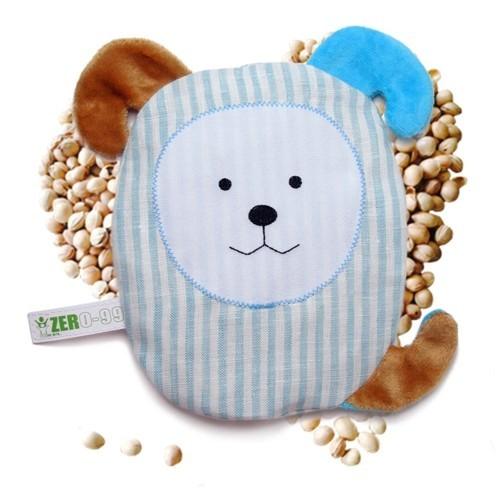 Грелка- игрушка с вишневыми косточками ZERO-99 «Собачка»