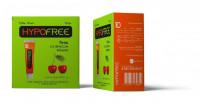 HypoFree (Гипофри) гель в тюбике 1 ХЕ вкус вишни (коробка из 10 тюбиков)