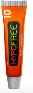 HypoFree (Гипофри) гель в тюбике 1 ХЕ вкус клюквы (коробка из 10 тюбиков)