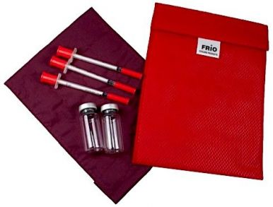 Сумка-термос для инсулина FRIO Large (Фрио Лардж большая) 140 х 180 мм