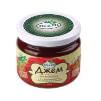 Джем Di&Di «Умные сладости» малиновый с топинамбуром на стевии 300 г