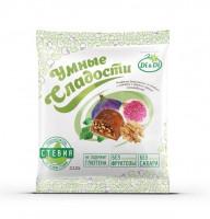 Конфеты Di&Di «Умные сладости» на стевии с инжиром и грецким орехом 210 г