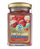 Джем Dieta-Jam (Биомилс) со вкусом клубники на стевии 230 г