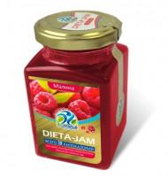Джем Dieta-Jam (Биомилс) со вкусом малины на стевии 230 г