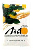 Отруби ЛИТО пшеничные с лимоном хруст. 200 г