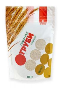 Отруби Биокор пшеничные с кальцием 100гр