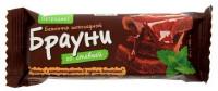 Батончик «Петродиет» Брауни шоколадный на стевии 50 г
