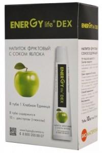 Energy Life DEX вкус яблоко 35 мл уп.=10 шт