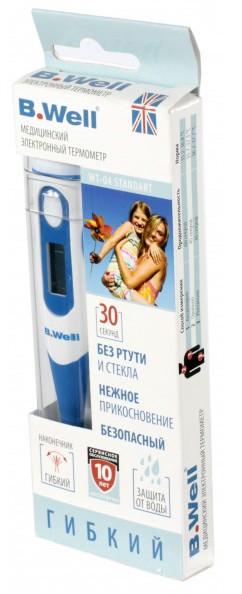 Термометр B.Well WT-04 гибкий