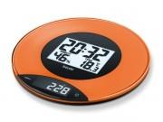 Весы кухонные электронные Beurer KS-49 цвет: персик/яблоко/ягода