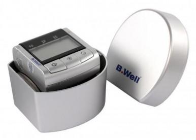 B.Well WA-88 - Тонометр автоматический на запястье (манжета 13.5-19.5см)