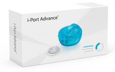 Медтроник ММТ 100 Айпорт Адванс Инъекционный порт 6мм для инсулина (Medtronic iPort Advance)