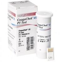 Тест-полоски CoaguCheck XS PT Test (КоагуЧек Икс Эс) № 24