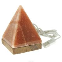 Лампа солевая Zenet ZET-130 «Пирамида» (питание от USB)