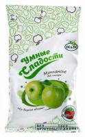 Монпансье Di&Di «Умные сладости» яблоко (без сахара, на стевии) 55гр