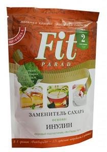 Фит Парад 11 (Fit Parad №11) Сахарозаменитель инулин/сукралоза/стевиозид (дойпак 200гр)