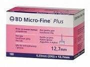 Игла к шприц-ручкам BD Micro-Fine Plus (Микро Файн Плюс) 12,7мм