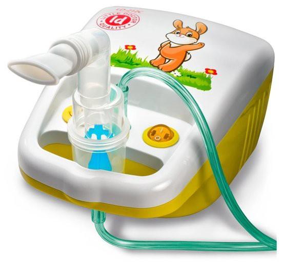 Компрессорный ингалятор (небулайзер) Little Doctor LD 212C