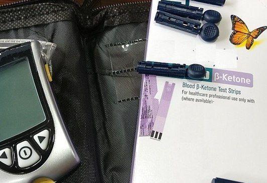 Тест-полоски FreeStyle Optium Neo H B-Ketone № 50