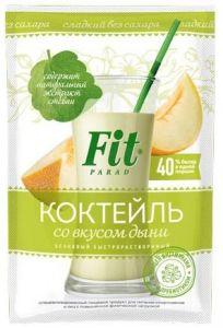 Диет-коктейль белково-злаковый Дыня (30г)