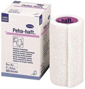 Бинт самофиксирующийся Peha-Haft (Пеха хафт) 8 см/ 4 м