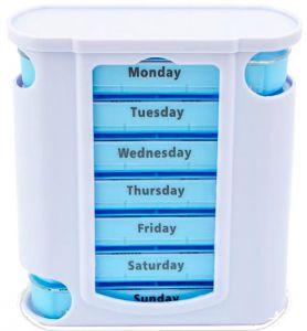 Контейнер для таблеток Bradex Неделька (Таблетница KZ 0346 на 7 дней)
