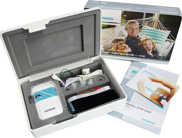 Слуховой аппарат Siemens Pockettio HP