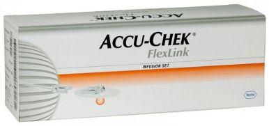 Устройство для инфузии Accu-Chek FlexLink (АккуЧек ФлексЛинк) 8 мм/60 см