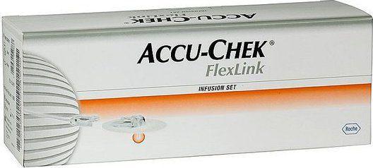 Устройство для инфузии Accu-Chek FlexLink (АккуЧек ФлексЛинк) 8 мм/110 см