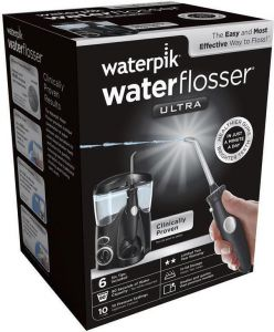 Ирригатор Waterpik WP-462 E2 Cordless Plus Black для полости рта