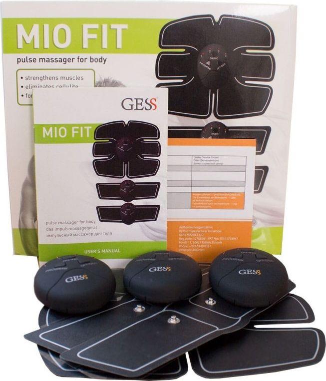 Массажер GESS импульсный Mio Fit для женщин