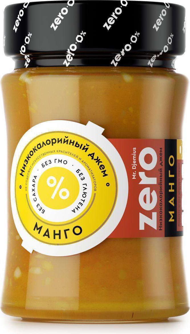 Джем ZERO Манго 270гр