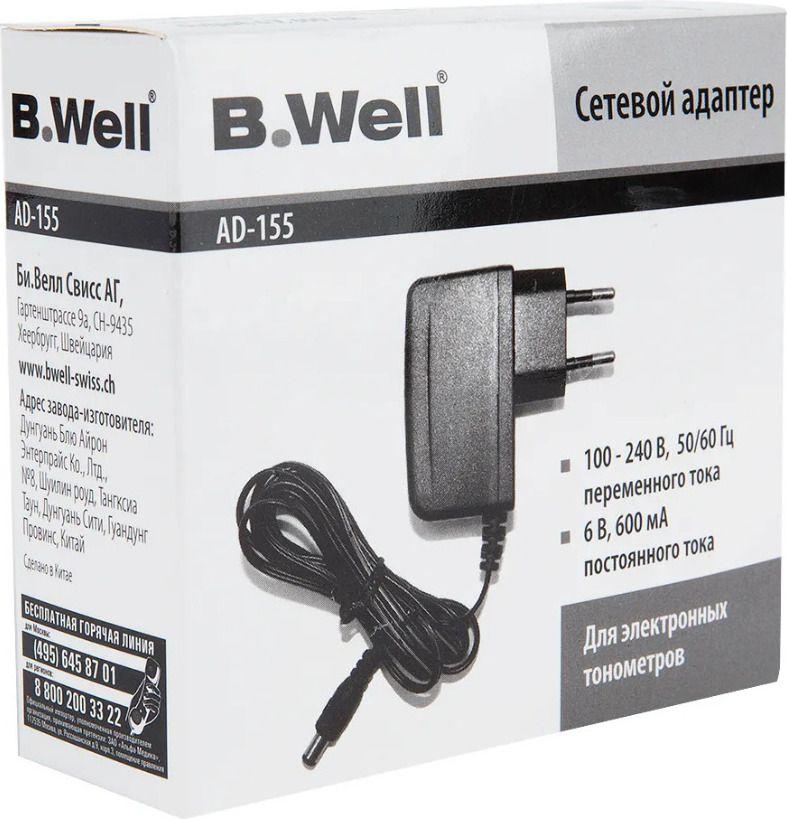 Адаптер B Well AD-155 для автоматических тонометров Microlife и BWell