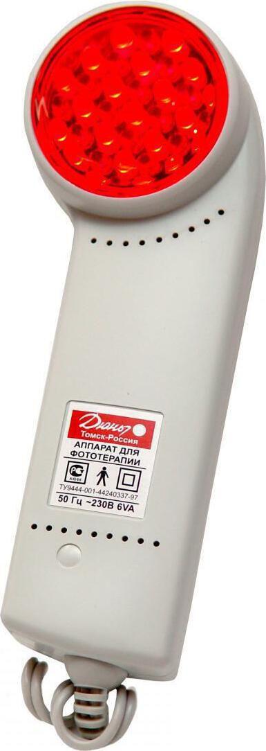 Аппарат фототерапии ДЮНА-Т