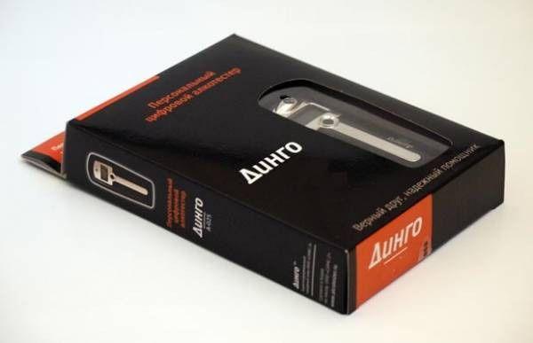Алкотестер Динго (Dingo) А-022