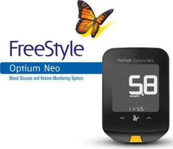 Глюкометр Freestyle Optium NEO (Фристайл Оптиум Нео)