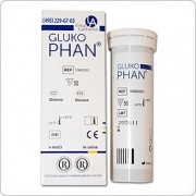 Глюко Фан (Gluko Phan) тест-полоски на глюкозу в моче 50 шт
